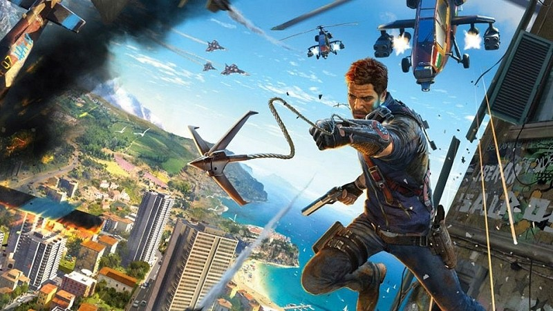 You can now buy Just Cause 3 on Steam for under $5 - TechSpot