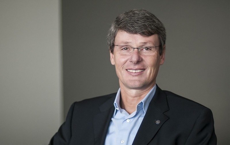 Former BlackBerry chief Thorsten Heins appointed CEO and Chairman of Powermat