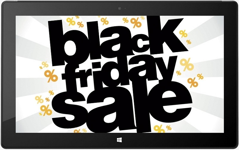 Microsoft's Black Friday offers include discounts on Surface Pro 3, Xbox One and more