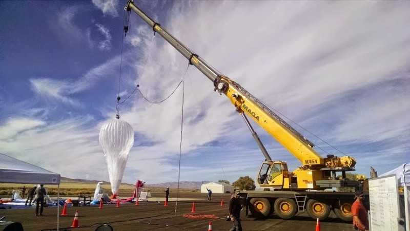 Google announces updates to Project Loon including 10 times longer flight times