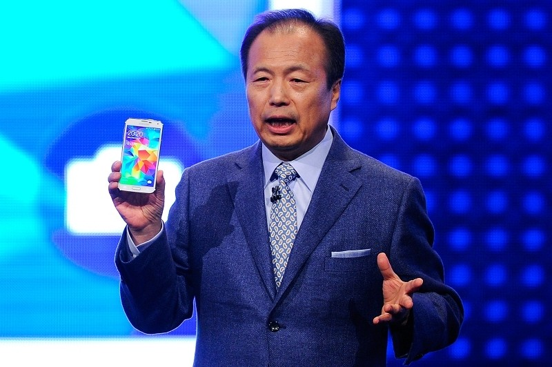 Samsung sold 40 percent fewer Galaxy S5 smartphones than anticipated