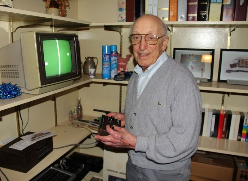 Ralph Baer, the father of video games, dies at the age of 92