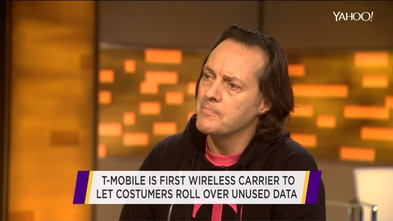 Uncarrier 8.0: T-Mobile announces rollover for your data