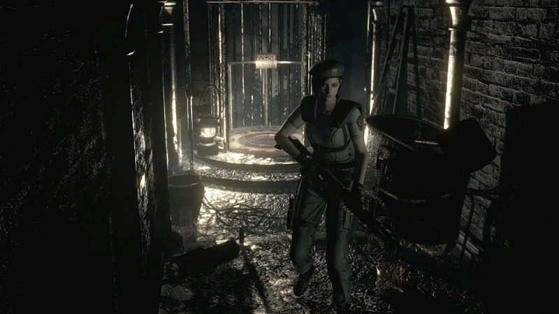 HD remake of Resident Evil will be cross-buy for PS3 / PS4, but