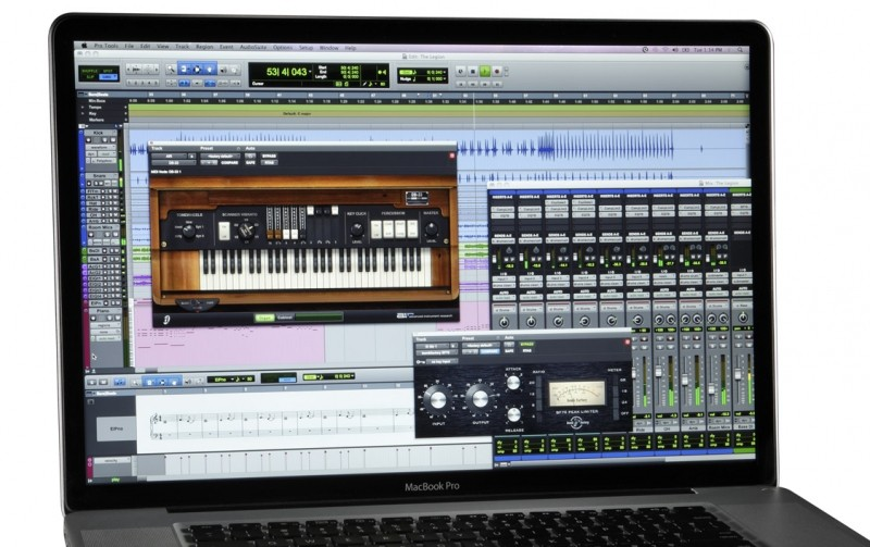 produce pop music for free with pro tools first techspot. Black Bedroom Furniture Sets. Home Design Ideas