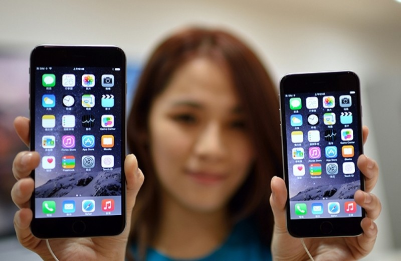 Apple is reportedly now the top selling smartphone company in China
