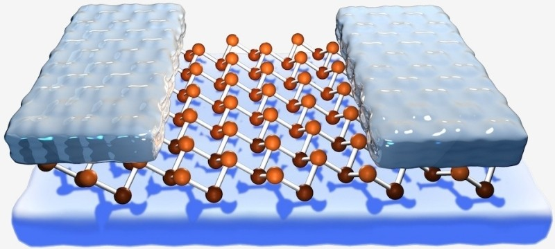Researchers build one-atom-thick silicene transistor