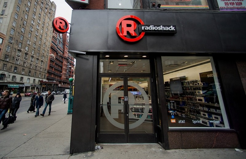 RadioShack files for bankruptcy, will share some stores with Sprint and close others