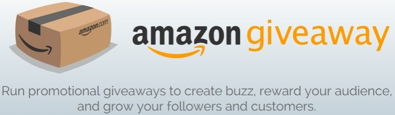 Amazon's new promotional tool lets anyone host online giveaways