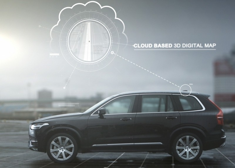 Volvo reaffirms plans to conduct public test of self-driving cars in 2017