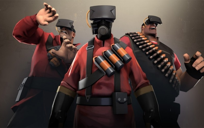 Valve to show 'SteamVR' hardware, finalized controller at GDC next week