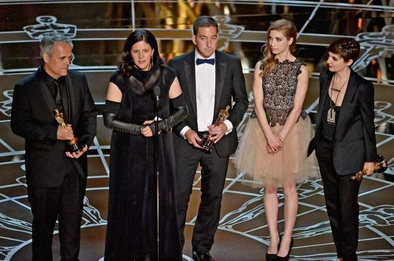 Snowden documentary wins big at the Oscars, Oliver Stone-directed biopic set for Christmas release