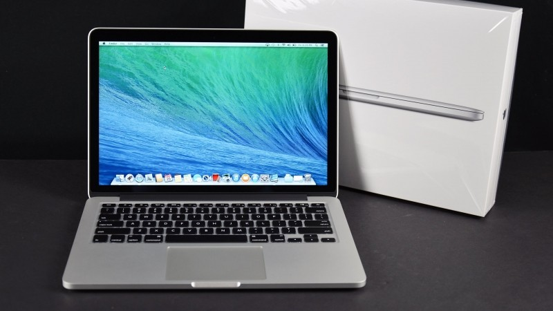 Giveaway: Win a MacBook Pro Retina 13 from the TechSpot Store