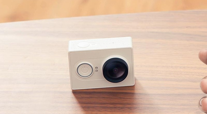 Xiaomi's Yi Action Camera is a $64 GoPro competitor