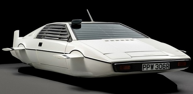 Elon Musks Love For The Lotus Submarine Inspired This Tesla