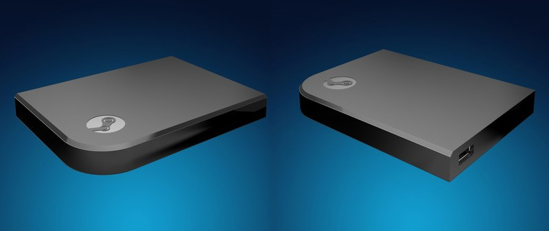 Valve unveils Steam Link, provides updates on Machines, VR and Controller