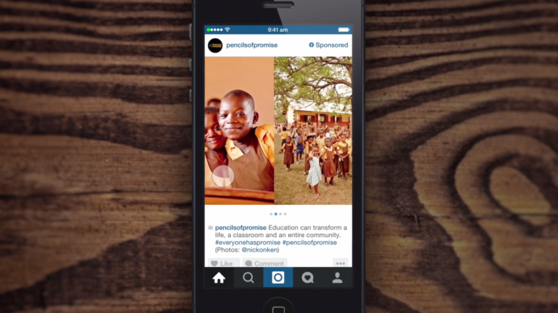 Instagram is testing out photo set features for brands and companies