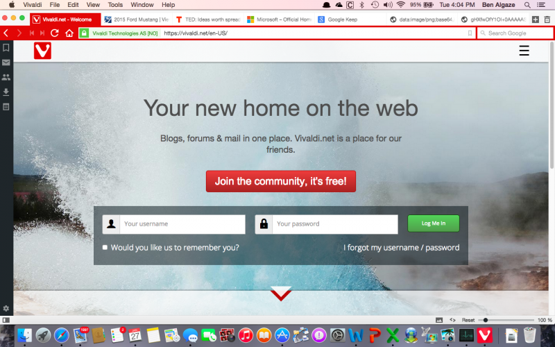 Weekend tech reading: 'Vivaldi' browser reviewed, a call for year-round DST, Notch after Minecraft
