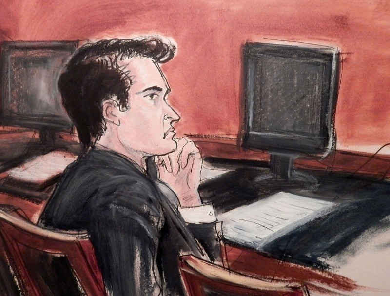 Convicted Silk Road founder Ross Ulbricht requests a mulligan