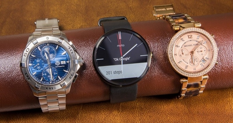 Moto 360 Gets New Software with Many New Features