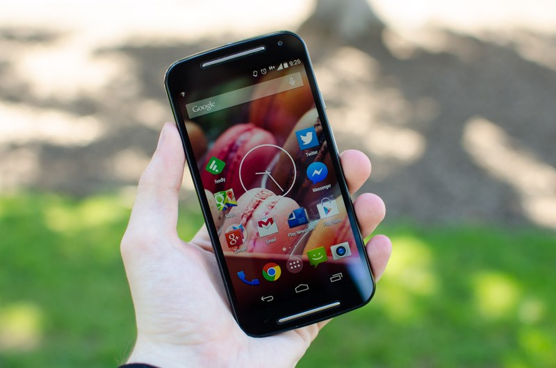 Motorola gives LTE to its highly popular second-gen Moto G
