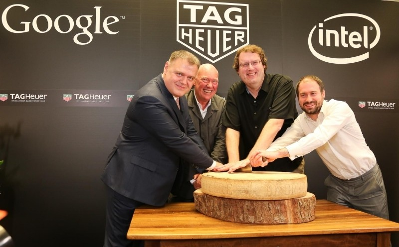 Tag Heuer partners with Google, Intel on intelligent wearable to take on Apple Watch