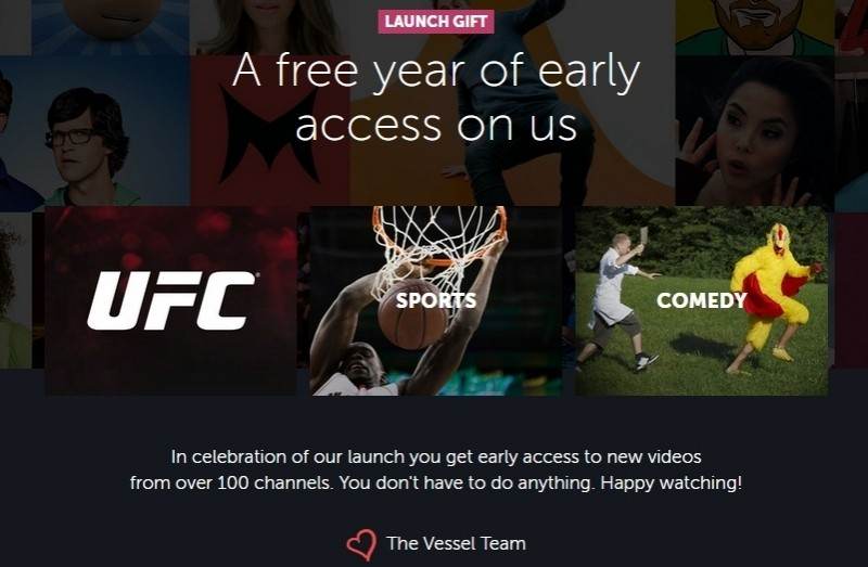 Vessel exits beta, offers a free year subscription if you sign up ASAP