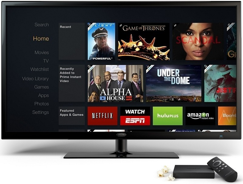 Amazon Fire TV and Fire TV Stick to get several new features via upcoming update