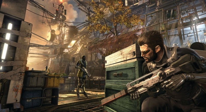 Deus Ex: Mankind Divided won't support DirectX 12 at launch - TechSpot