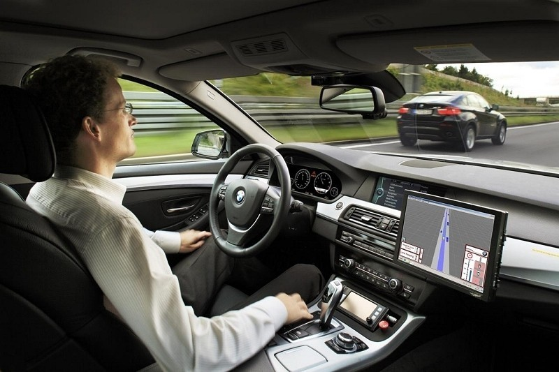 Motion sickness will be a real concern for driverless car passengers