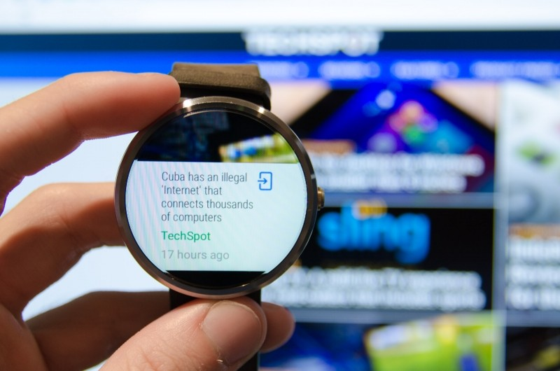 Major Android Wear update will bring interactive watch faces