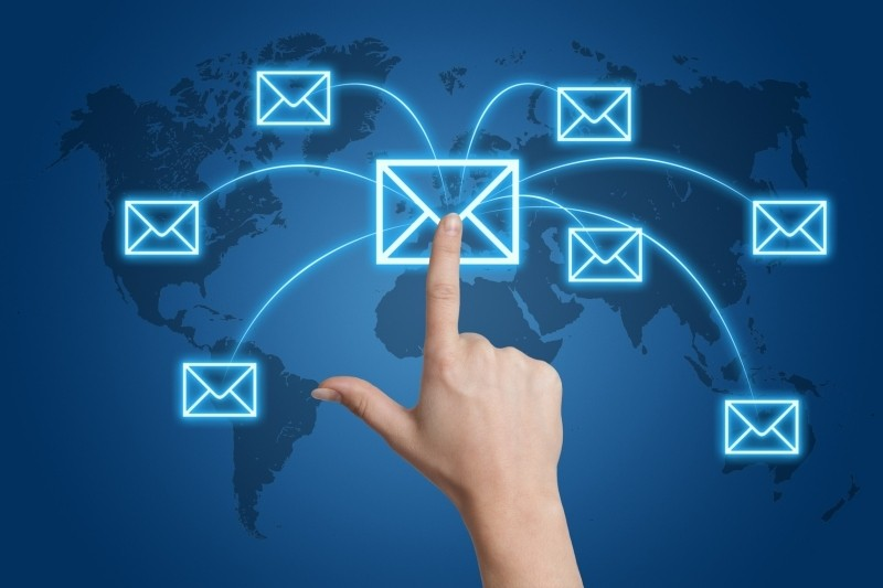 email e-mail research inbox messages routine