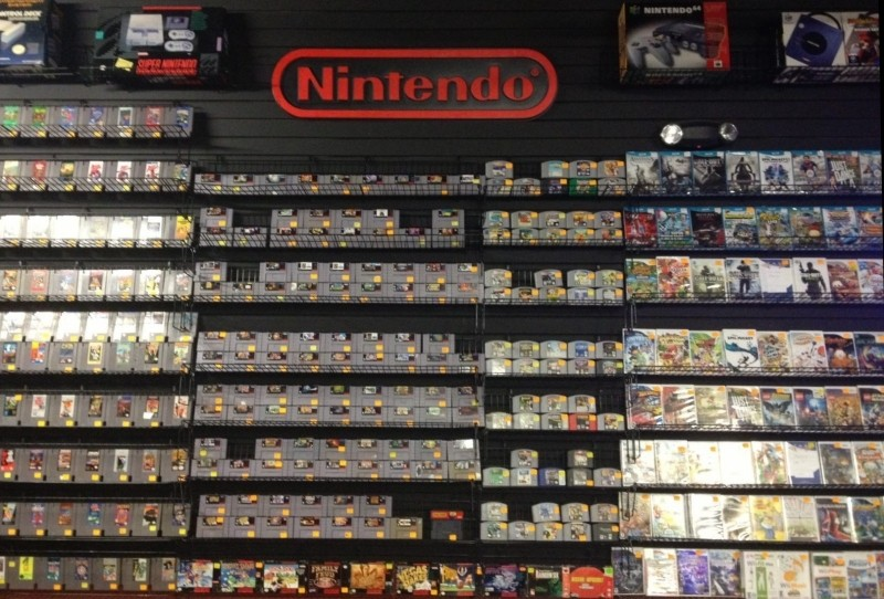 GameStop is going retro, will once again accept / resell classic consoles, games and accessories