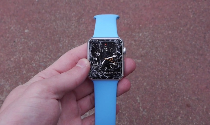 Apple Watch put to the test in a variety of torture tests
