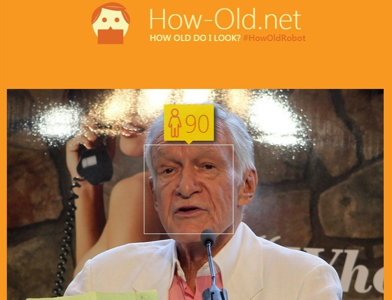 This Microsoft tool tries to guess your age and gender based on a photo