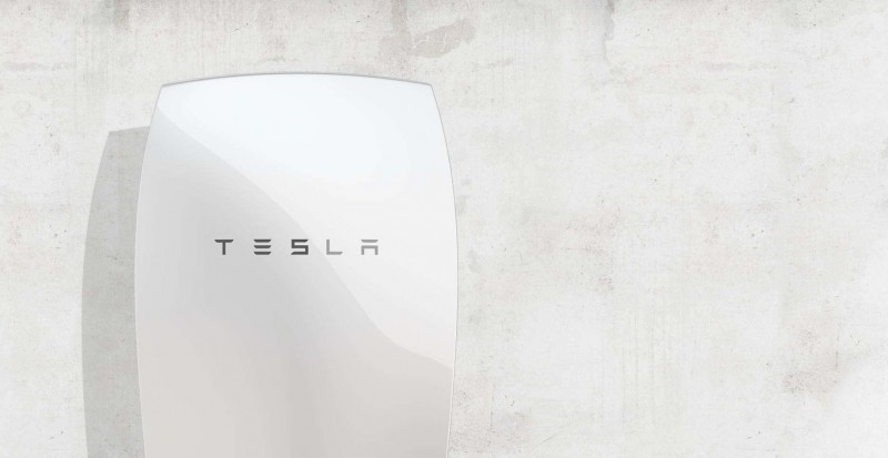 Tesla announces Powerwall, a home battery system starting at $3,000