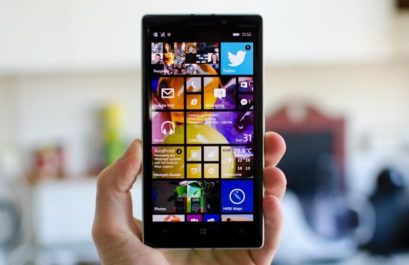 Microsoft reportedly prepping two high-end Lumia smartphones, codenamed 'Cityman' and 'Talkman'