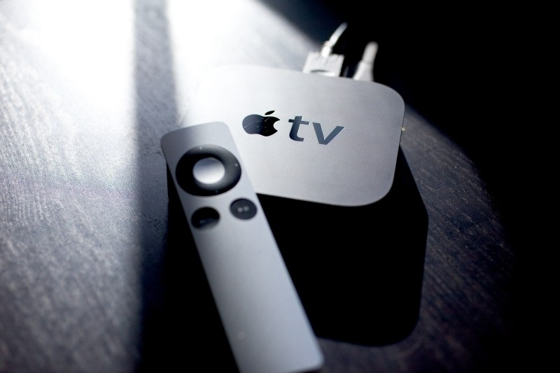 remote -generation apple include touch pad scrolling apple apple tv controller internet tv remote control control