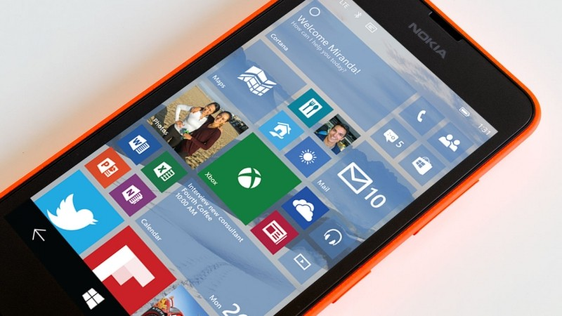New Windows 10 Mobile preview build brings Microsoft Edge, UX refinements