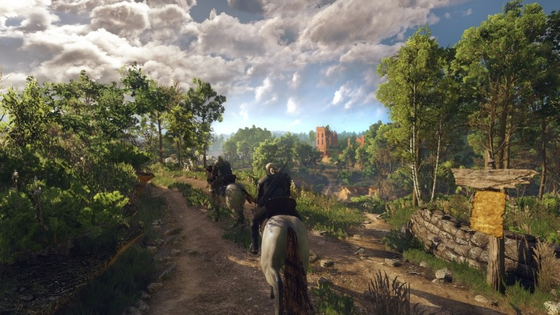 Nvidia releases new GeForce WHQL drivers for The Witcher 3, Windows 10