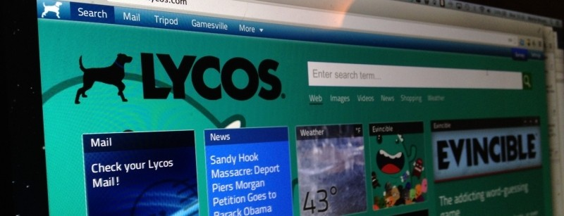 Internet search pioneer Lycos is selling some of its technology patents