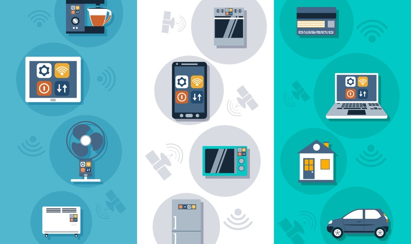The IOT opportunity is incredibly diverse and still wide open