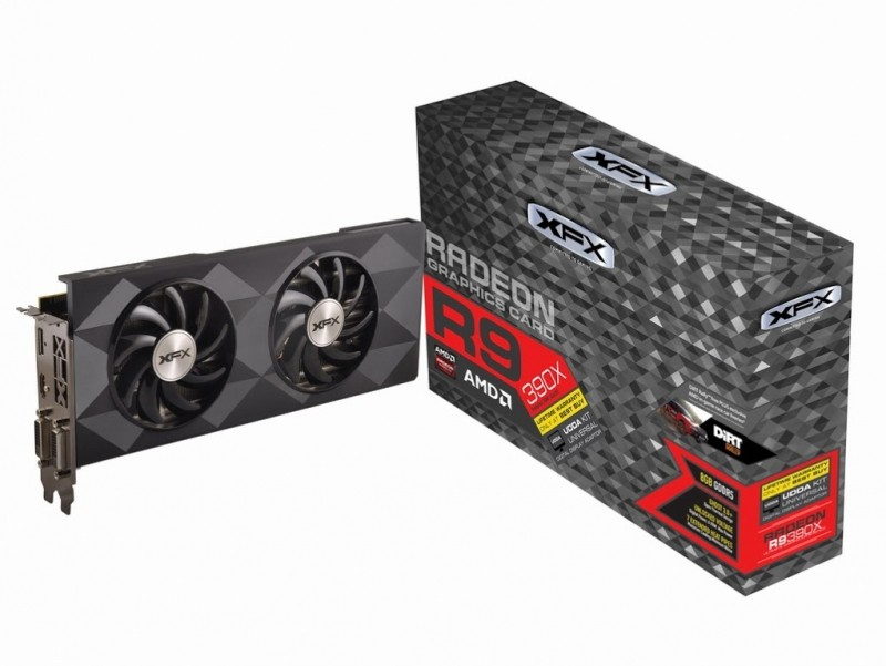 xfx amd radeon r9 amd radeon gpu graphics card hawaii r9 390x