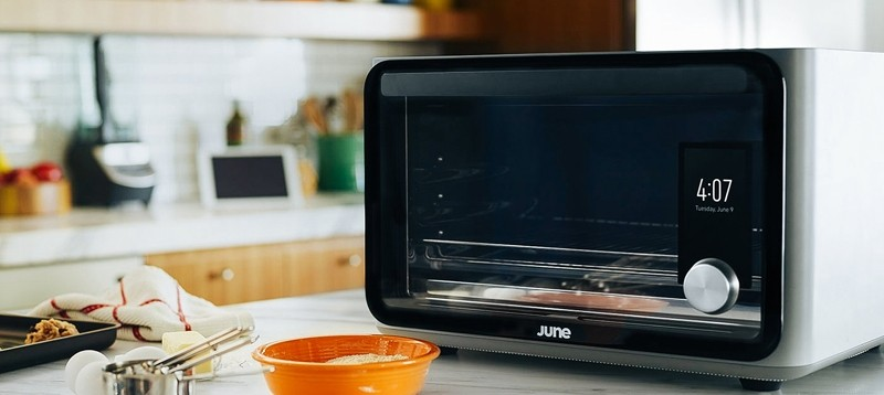 apple smart oven smart appliance june june smart oven
