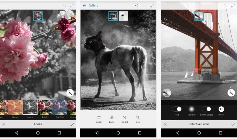 Image result for Adobe Photoshop Mix android app