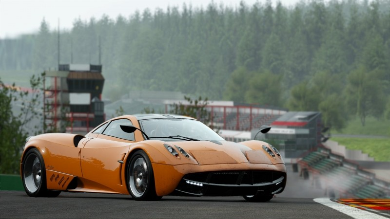 Crowdfunding for Project CARS 2 has already begun