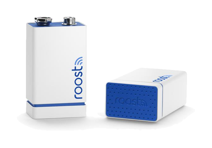roost smart home smart device smart battery
