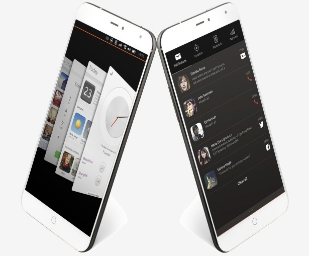 canonical ubuntu android linux arm smartphone phone meizu gorilla glass 3 little.big ubuntu smartphone meizu mx4 meizu mx4 ubuntu edition