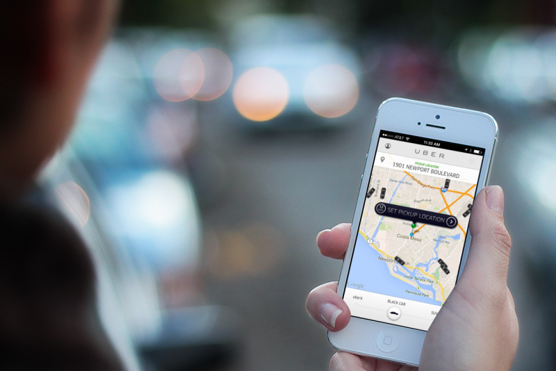 Uber has acquired Bing mapping technology, engineers from Microsoft