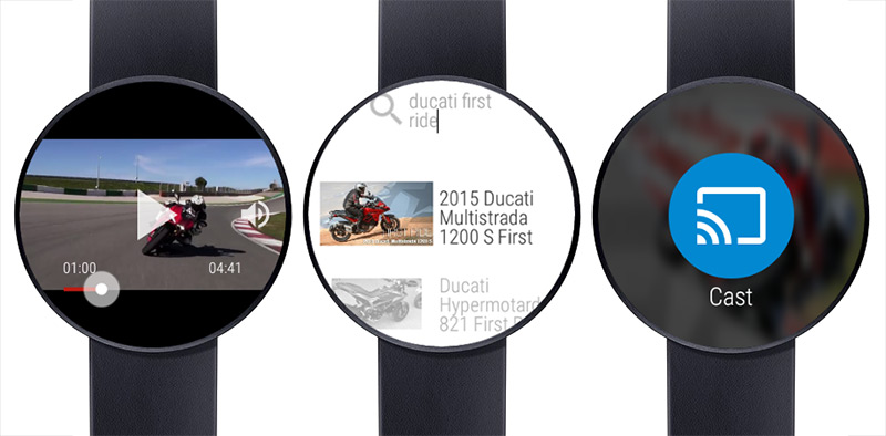 You can now watch YouTube videos on your Android Wear smartwatch
